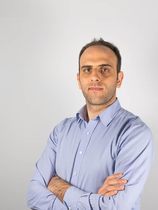Alessandro Canulli - Junior Consultant Men in Web