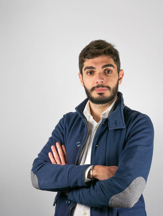 Andrea Panitteri - Junior Consultant Men in Web