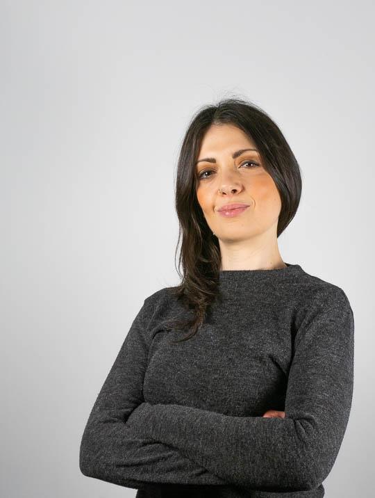 Manuela Simonetti - Junior Consultant Men in Web