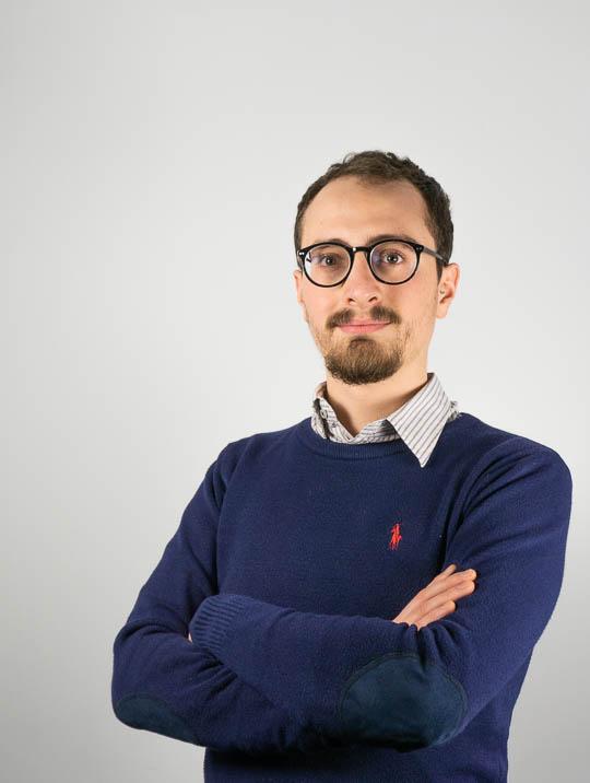 Mattia-Sammatrice - Junior Consultant Men in Web