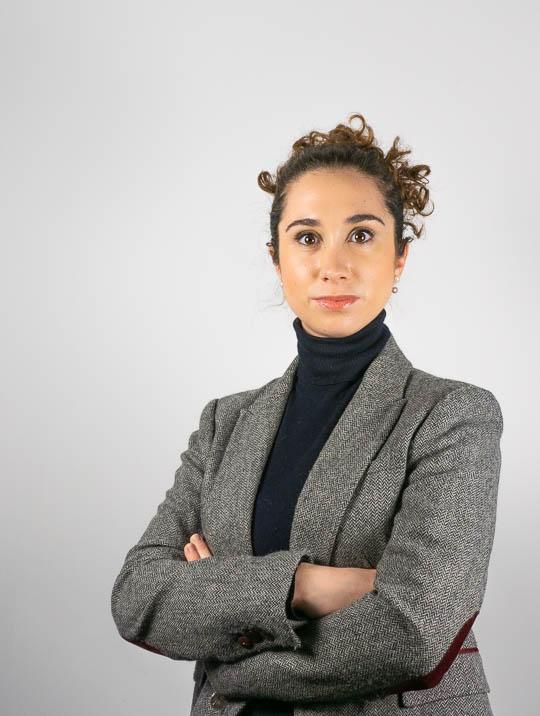 Michela Barbetti - Junior Consultant Men in Web