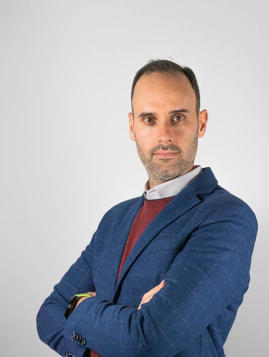 Sacha Ferrarelli - Co-Founder - SEO & Social Media Strategist
