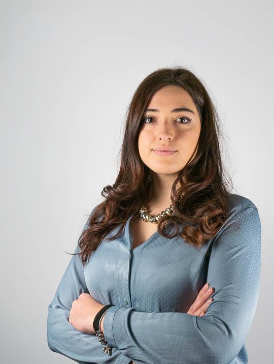 Sara Corsi - Junior Consultant Men in Web