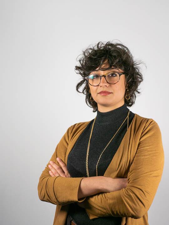 Selene Chiozzi - Junior Consultant Men in Web