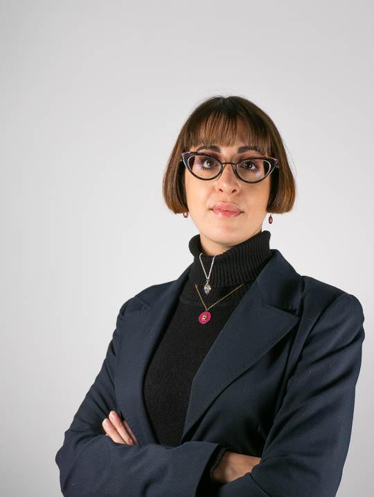 Valentina Matticari - Junior Consultant Men in Web